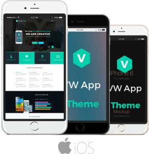 conception et creation application ios