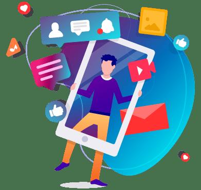 Agence de marketing digitale et référencement web